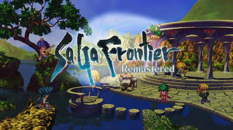 SaGa Frontier Remaster