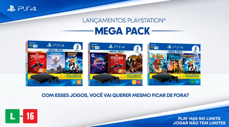 PS4 MegaPack