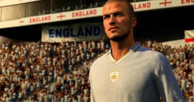 Foto de David Beckham em FIFA 21