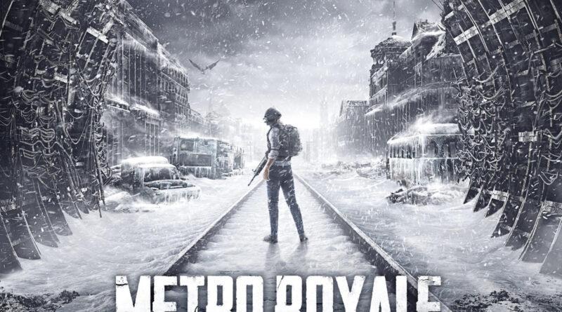 PUBG Mobile x Metro Exodus