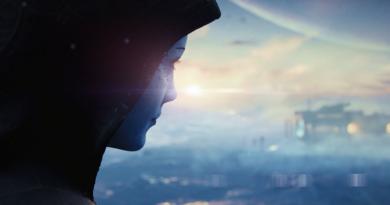 Mass Effect 1 Mass Effect