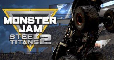 monster jam steel titans 2