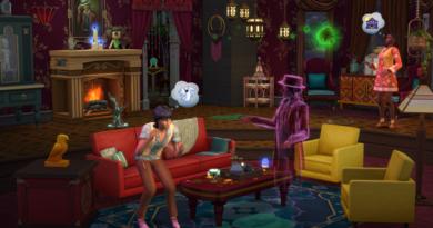 The Sims 4 Sobrenatural Coleção de Objetos
