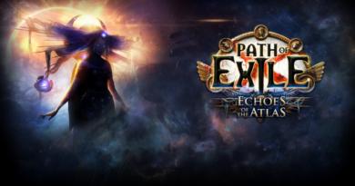 Path of Exile: Ecos do Atlas
