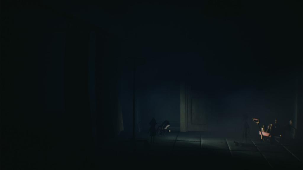 Encontre todos os 18 Glitched Remains (restos mortais defeituosos) para desbloquear o final secreto. (Imagem: Reprodução/Switch)