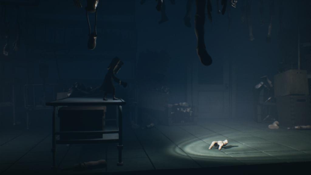 Little Nightmares 2 está dividido em cinco mundos e dura entre 4 e 6 horas totais. (Imagem: Reprodução/Switch)