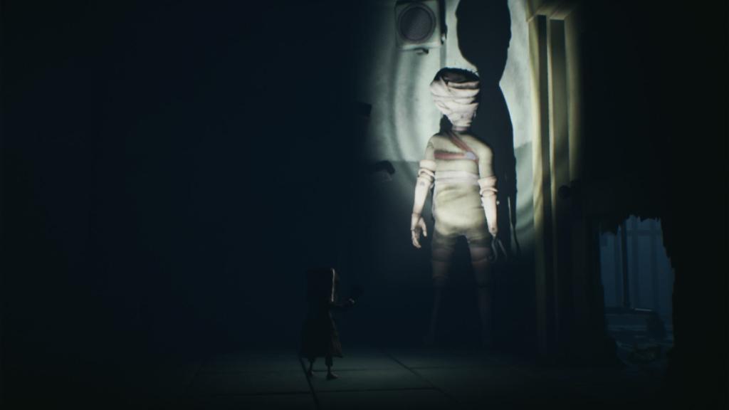 O hospital é provavelmente minha parte favorita do jogo - e uma das mais tensas. (Imagem: Reprodução/Switch)