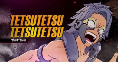 Tetsutetsu - MY HERO ONE'S JUSTICE 2