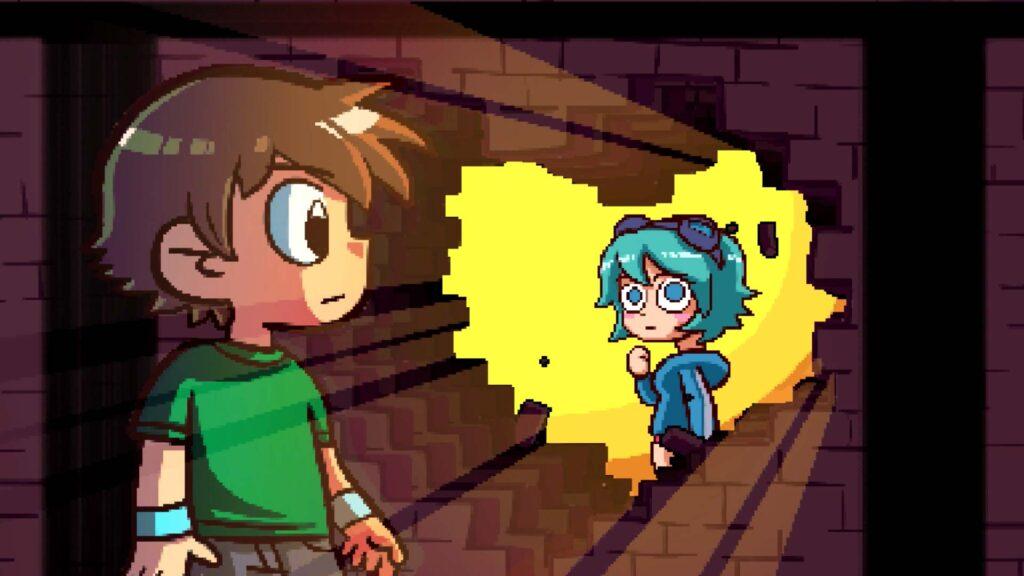 Os visuais são fiéis aos da obra nos quadrinhos, contudo têm seu próprio filtro de originalidade, responsável por dar personalidade única ao jogo. (Imagem: Reprodução/Switch)