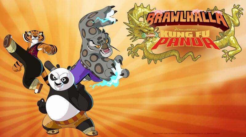 Brawlhalla x Kung Fu Panda 3