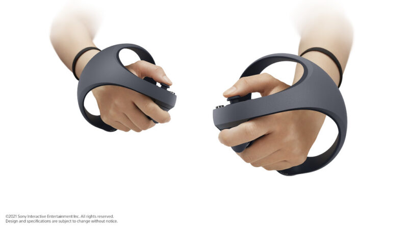 PlayStation Controle VR