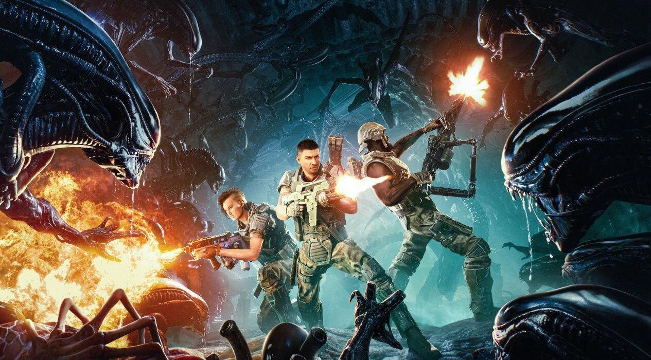 Jogos: Aliens: Fireteam é anunciado para PC e consoles