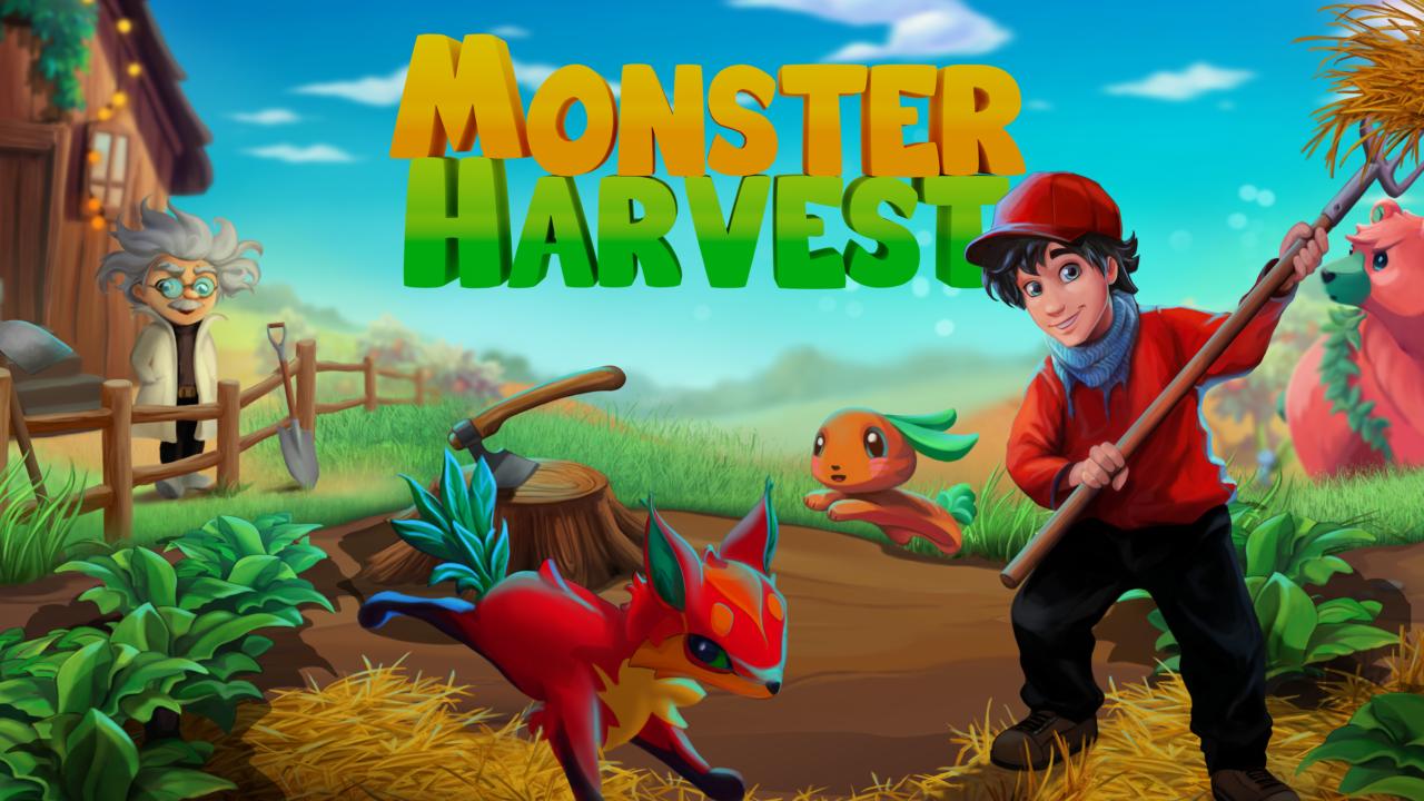 Jogos: Monster Harvest   Review
