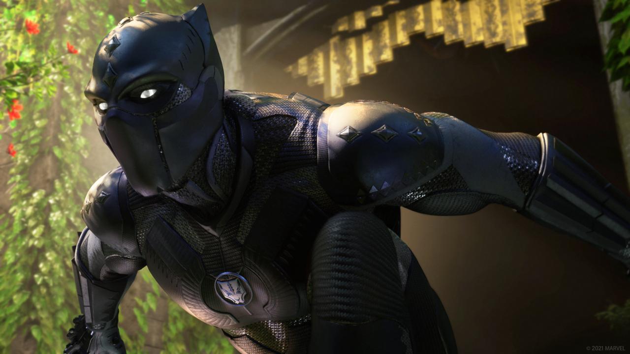 Jogos: Marvel's Avengers revela expansão com Pantera Negra e Wakanda