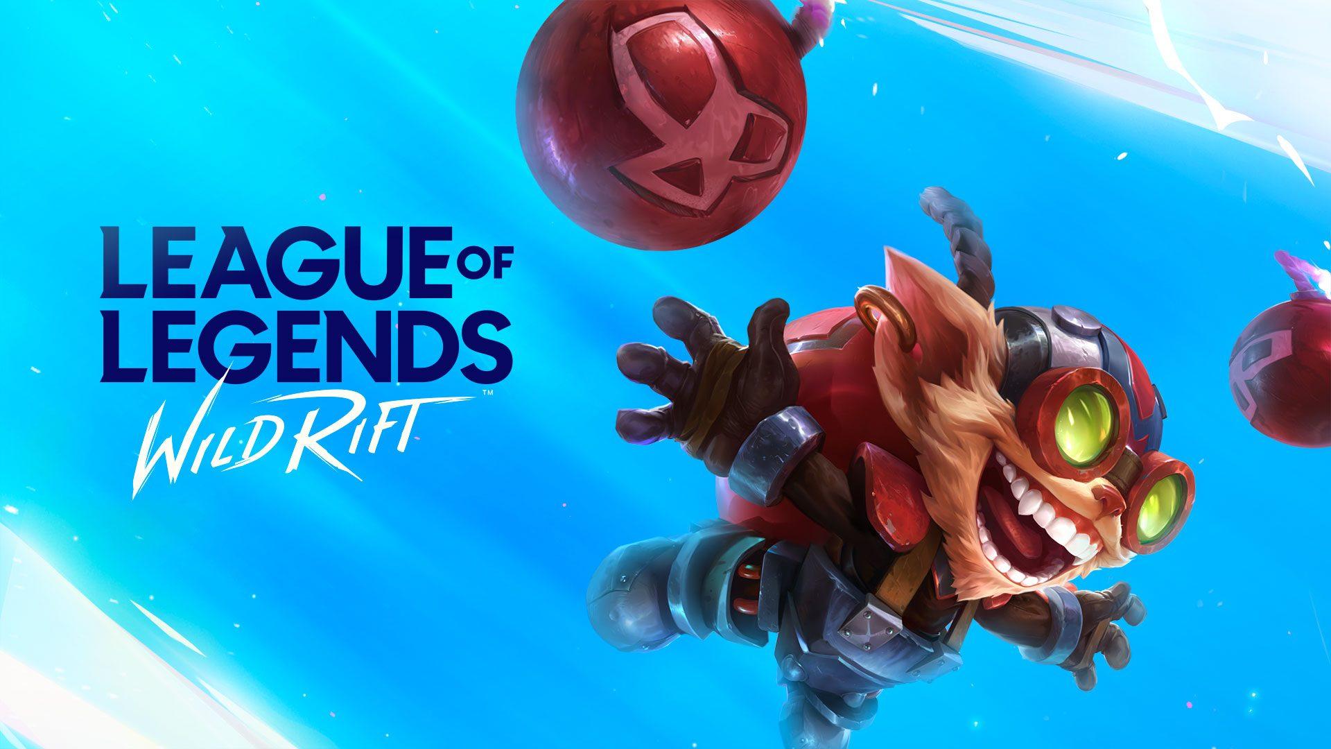 Jogos: League of Legends: Wild Rift é lançado para Android e IOS