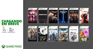 Xbox GaXbox Game Pass traz títulos de peso em março para amantes de todos os gêneros. (Imagem: Divulgação)me Pass traz títulos de peso em março para amantes de todos os gêneros. (Imagem: Divulgação)