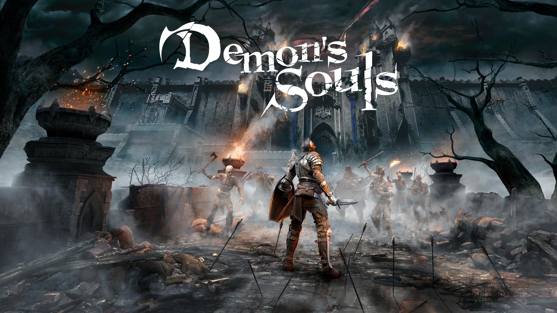 Jogos: Demon's Souls Remake | Review