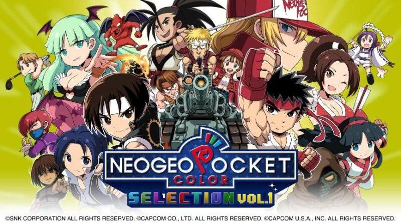 NeoGeo Pocket Color Selection Vol. 1