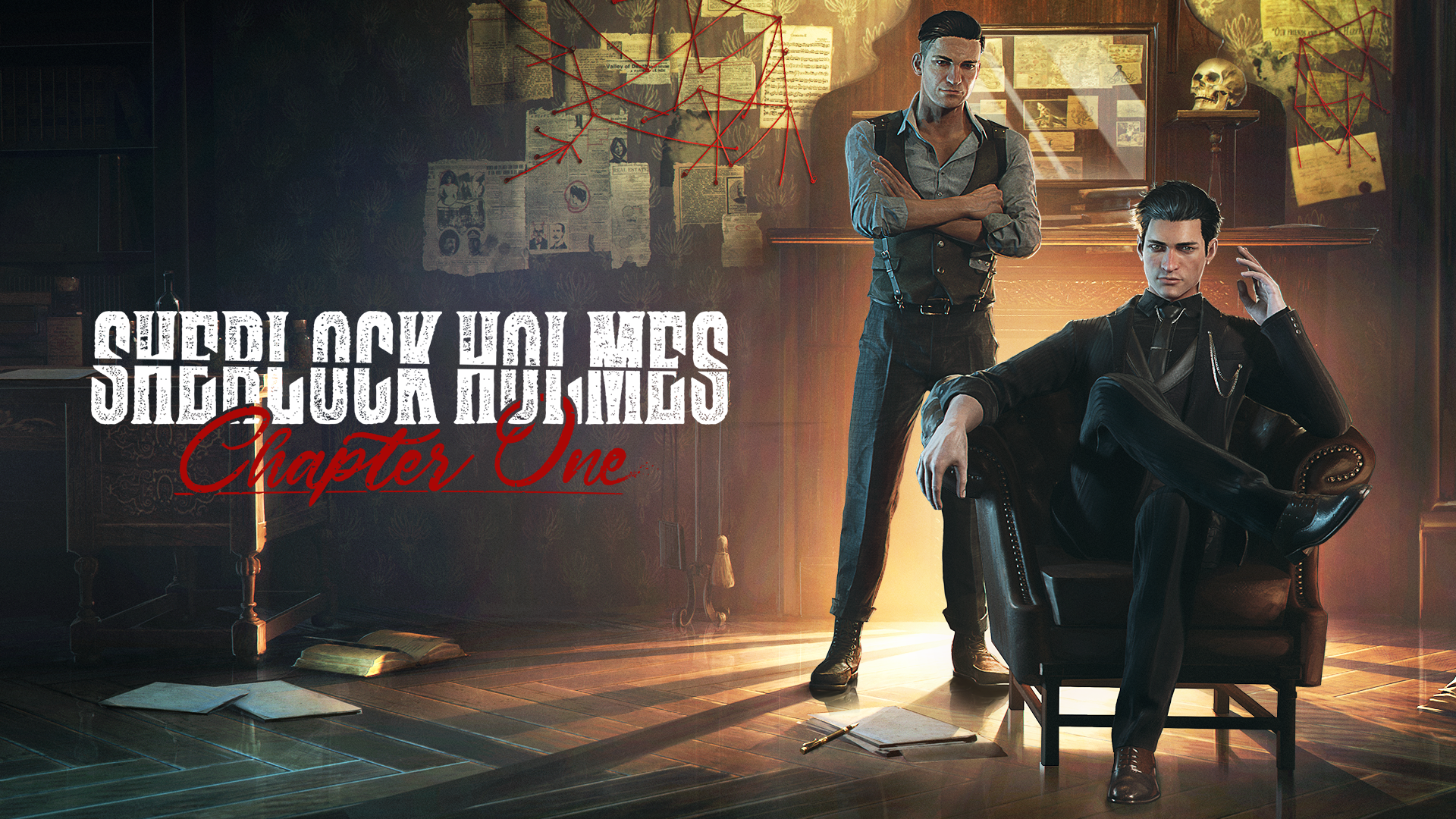 Jogos: Sherlock Holmes: Chapter One   Preview