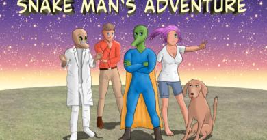 Snake Man's Adventure