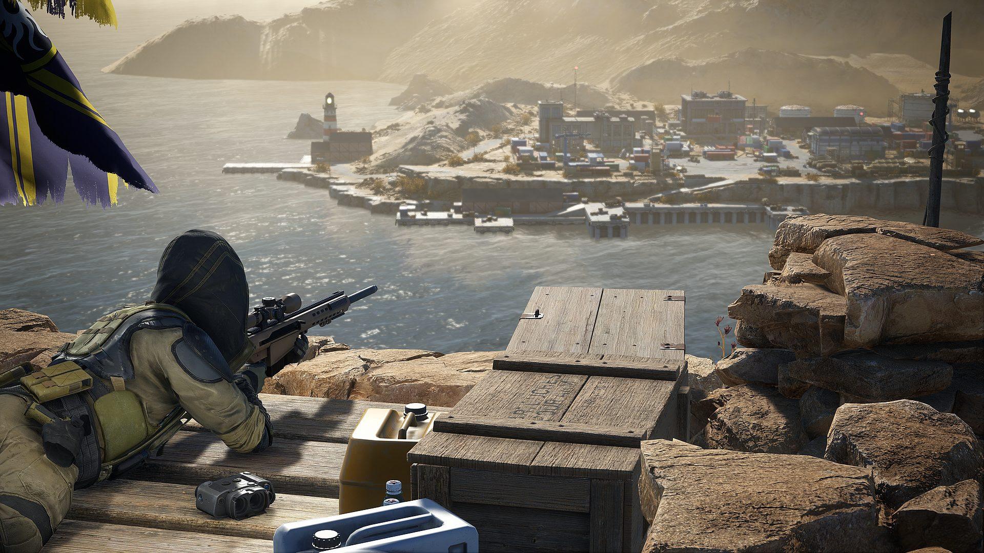 Jogos: Sniper Ghost Warrior Contracts 2 será lançado em junho