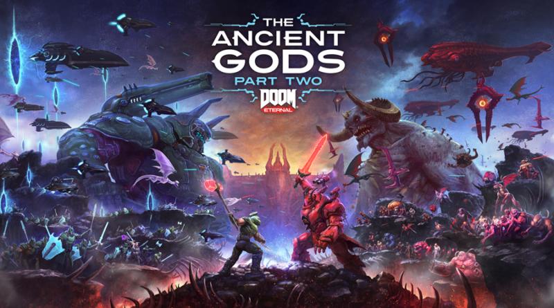DOOM Eternal: The Ancient Gods, Parte Dois