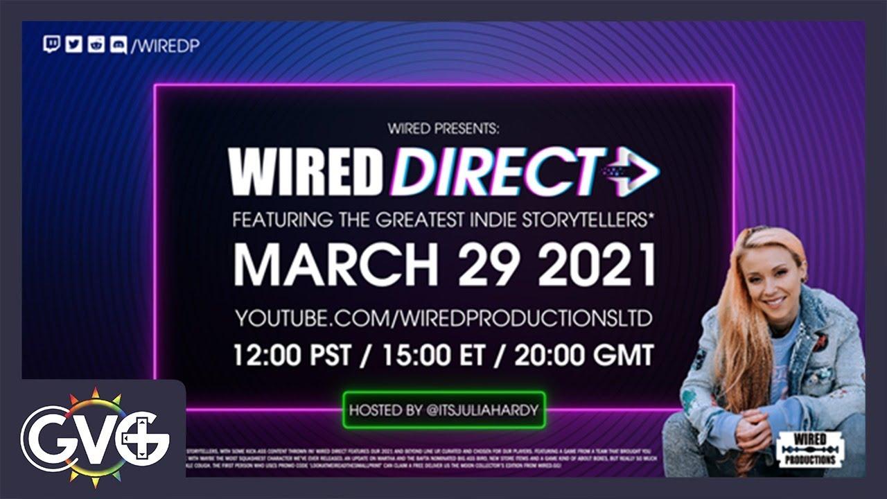 Jogos: Wired Direct: Confira todos os anúncios do evento
