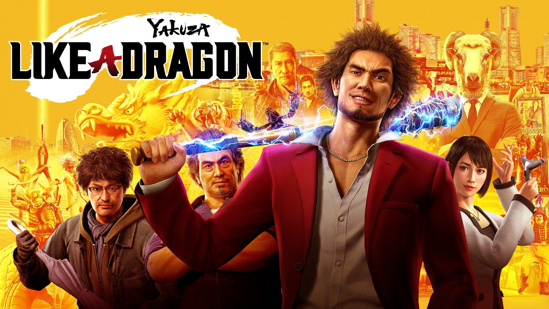 Jogos: Yakuza: Like a Dragon   Review