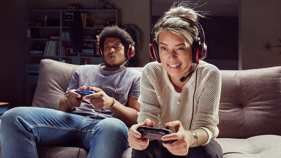 A partir de hoje, Xbox remove a exigência da assinatura Xbox Live para modo multijogador pela internet em jogos gratuitos para jogar. (Imagem: Divulgação/Microsoft)