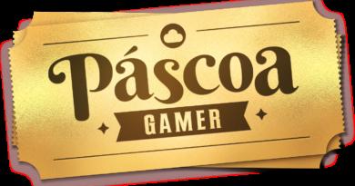 Nuuvem - Páscoa Gamer