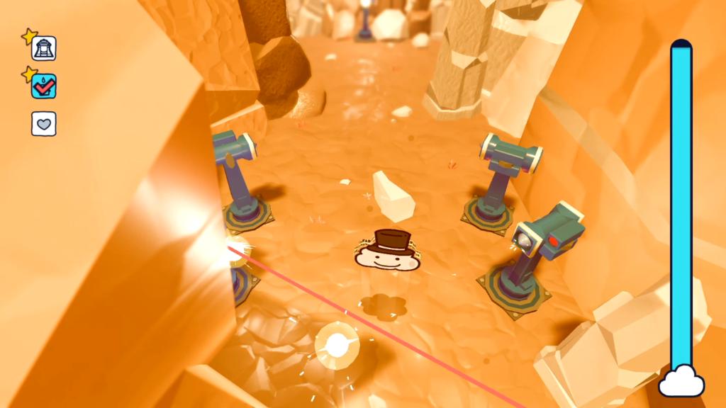 Cenários se apresentam de formas muito diferentes uns dos outros, combinando e remixando os mais variados gêneros nos videogames. (Imagem: Reprodução/Nintendo Switch)