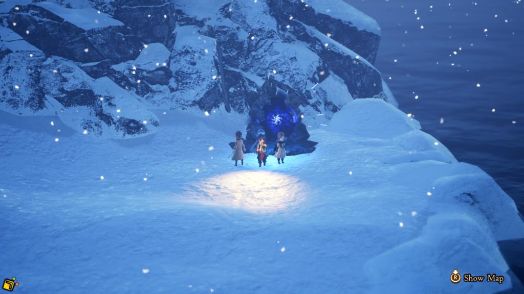 Halls of Tribulation oferecem desafios com dificuldade elevada após o quinto capítulo. (Imagem: Reprodução/Nintendo Switch)