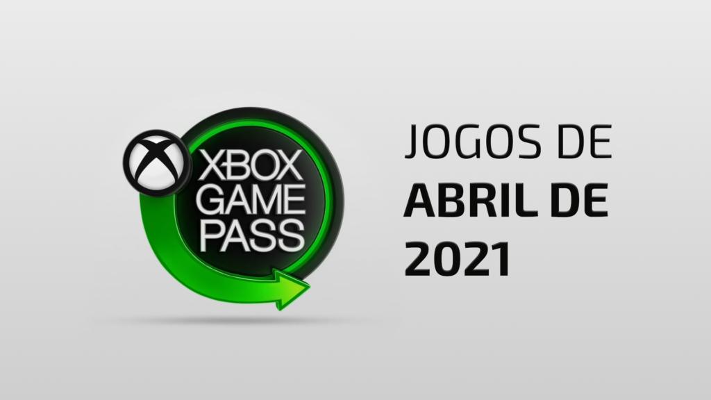 Xbox Game Pass ABRIL OK Xbox Game Pass