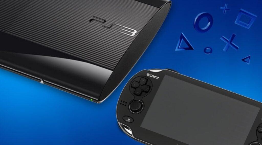 PlayStation 3 e PlayStation Vita