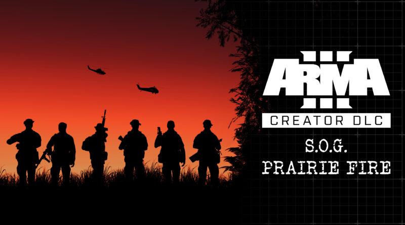 Arma 3 - S.O.G. Prairie Fire