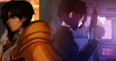 Synergia / Sense: A Cyberpunk Ghost Story