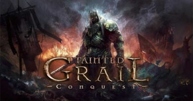 Tainted Grail: Conquest