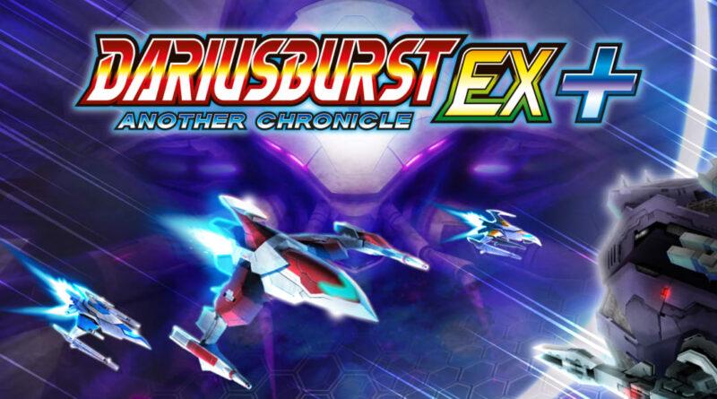 DariusBurst Another Chronicle EX