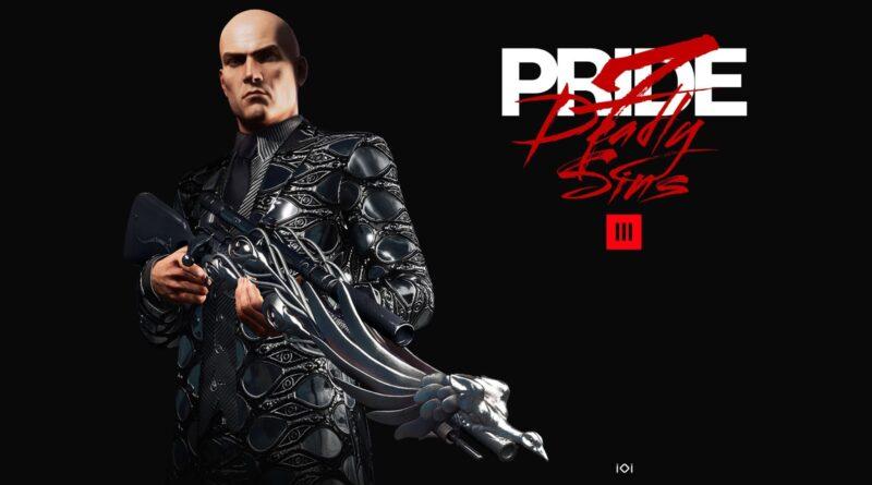 """HITMAN 3 - """"Pride"""""""