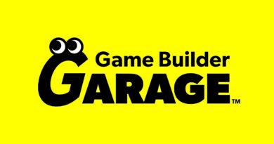 SWITCH GameBuilderGarage Logo game builder garage