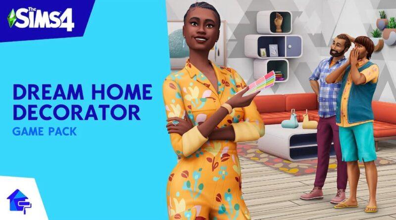The Sims 4 Decoração dos Sonhos