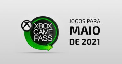 Xbox Game Pass MAIO Xbox Game Pass