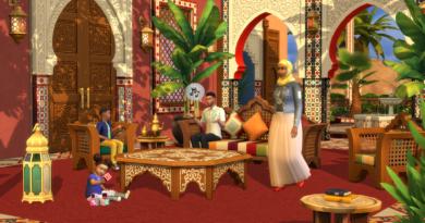 The Sims 4 Kit Oásis no Quintal