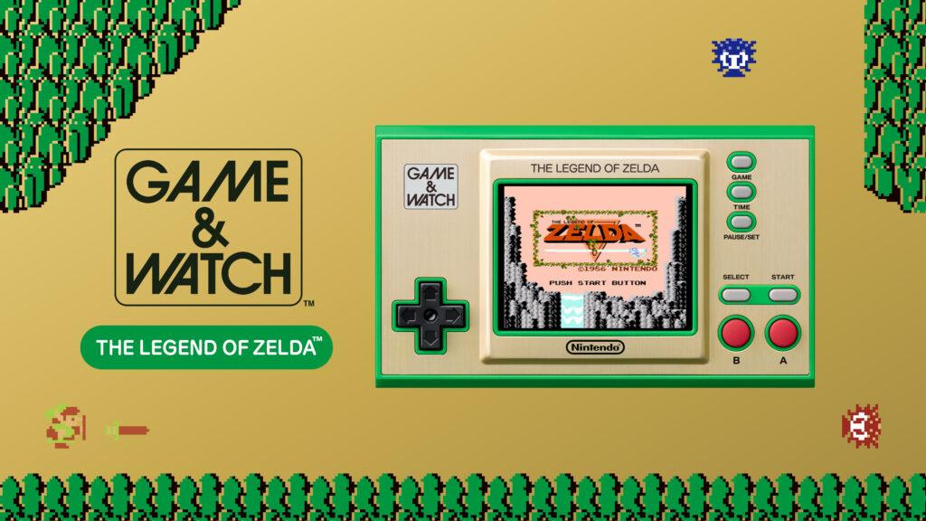 GameWatchTLOZ artwork 01 Nintendo