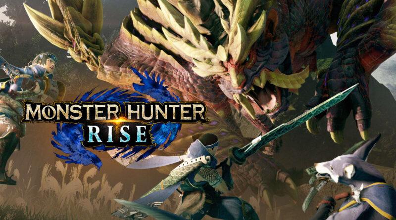 Por enquanto, Monster Hunter Rise é exclusivo do Nintendo Switch e oferece um ótimo custo-benefício. (Imagem: Divulgação/Nintendo)
