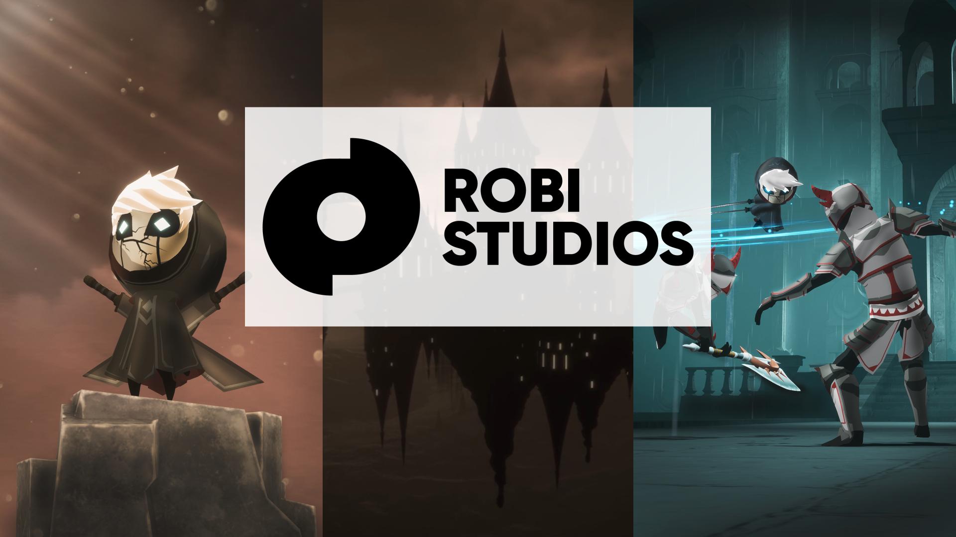 Jogos: Conversa com Robi Studios, de Blue Fire: da Argentina para o mundo dos games