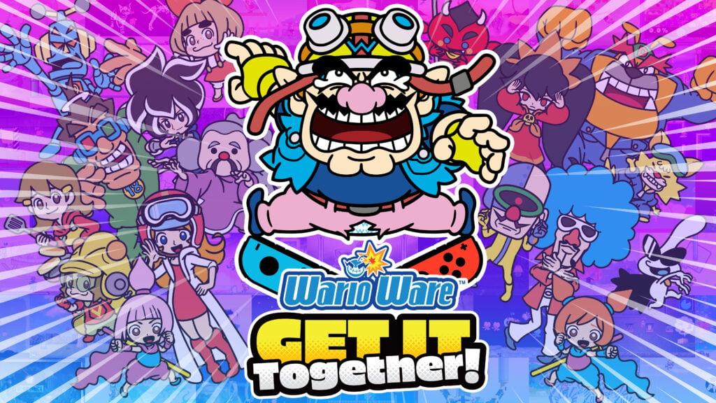 Switch WarioWareGetItTogether artwork 026 Nintendo