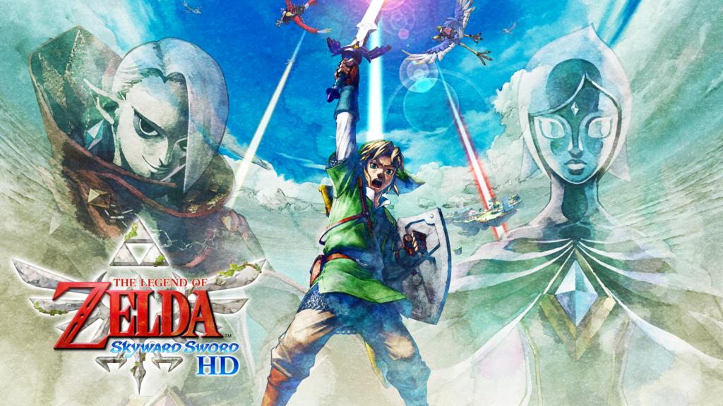 Enquanto a continuação de Breath of the Wild não chega, Skyward Sword HD vai ter a chance de redimir sua jornada no Switch em julho. (Imagem: Divulgação/Nintendo)
