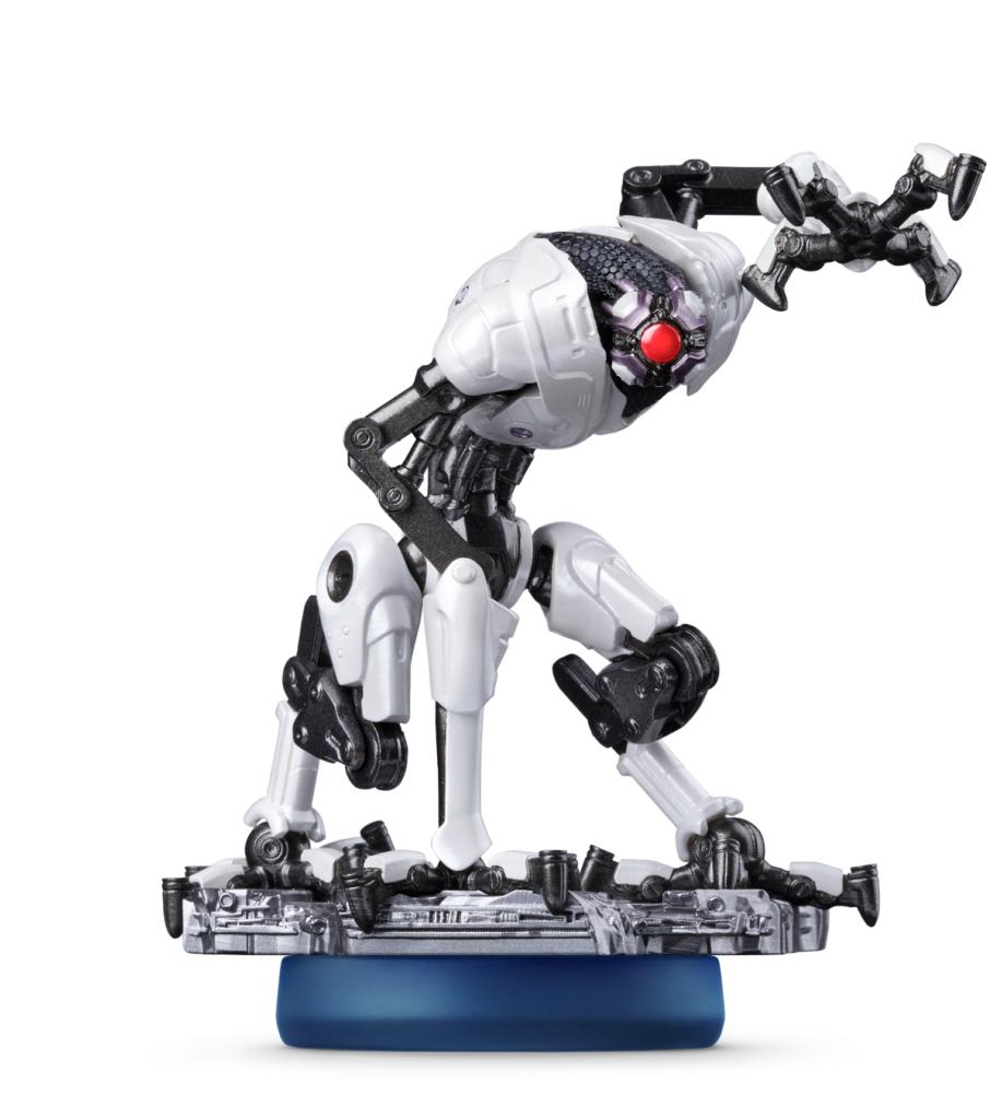 O robô antagonista de Dread também ganhará um amiibo. (Imagem: Divulgação/Nintendo)