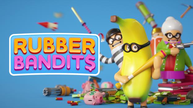 rubber bandits